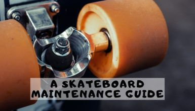 Skateboard Maintenance