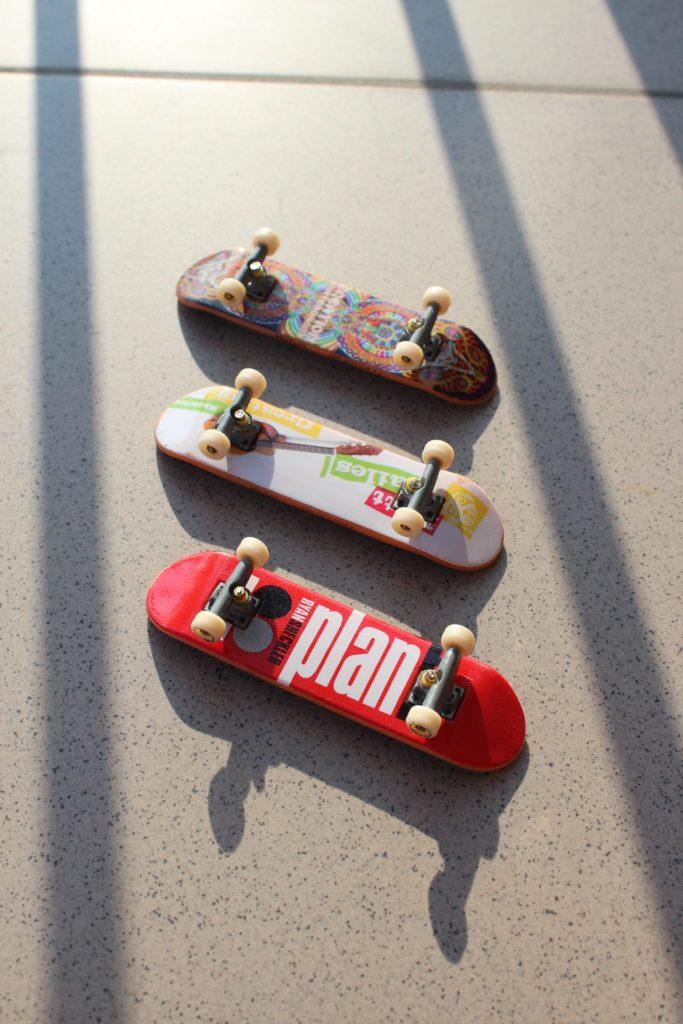 Skateboard Size