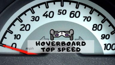 Hoverboard Top Speed
