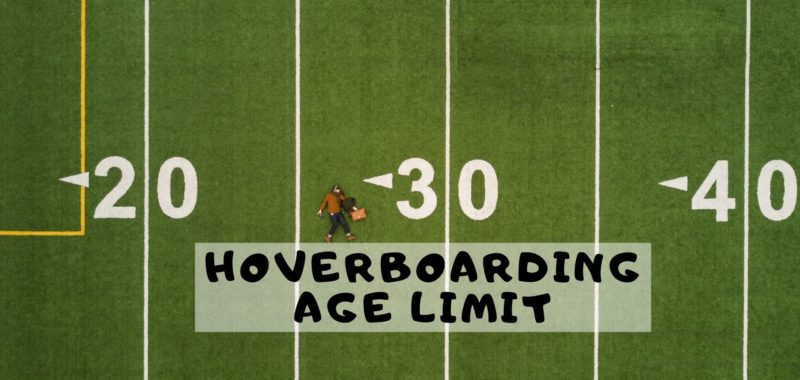 Hoverboarding Age Limit